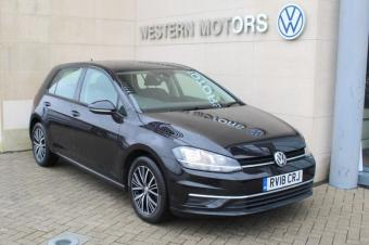 Volkswagen Golf SE Navigation TDi 115 BlueMotion Start/Stop