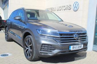 Volkswagen Touareg Immaculate,Very Low kms, Business Edition 231 Bhp 4 Motion