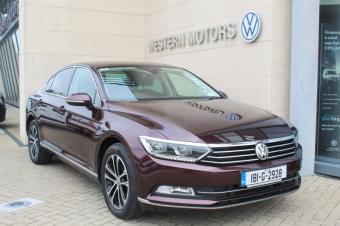 Volkswagen Passat Stunning Colour, Highline Dsl Irish Car 1 Owner FSH