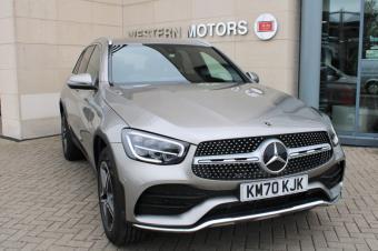 Mercedes-Benz GLC AMG diesel electric phev, 3k miles, 1 owner