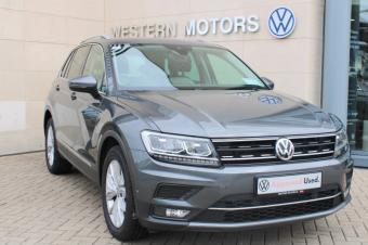 Volkswagen Tiguan Full Grey Leather, Panoramic Roof, Highline Auto Diesel