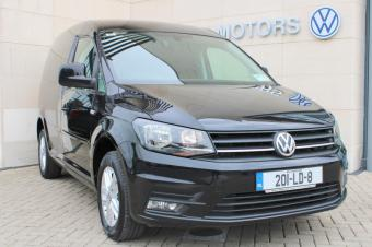 Volkswagen Caddy **JUST IN** DONT MISS OUT, HIGHLINE, 102HP, FOGS, ALLOYS, AIRCON, TOWBAR