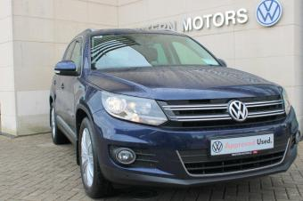 Volkswagen Tiguan Only 53,000km Tiguan Sport & Style + Pan Roof + Leather