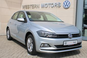 Volkswagen Polo VW Polo 1 Owner 95 bhp in reflix silver metallic