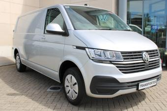 Volkswagen Transporter LIMITED STOCK, AVAILABLE NOW. TRENDLINE, LWB, 110HP, SENSORS, FOLDING MIRRORS, AIR CON, ARMREST, CRUISE CONTROL, APP-CONNECT