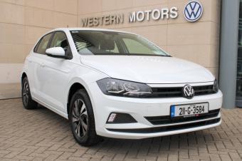 Volkswagen Polo Pre Reg, No Km's,1.0 80 Bhp 5 Dr. Alloys, Fogs Bluetooth, Trendline