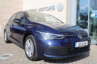Volkswagen Golf LIFE 1.0 TSI MHEV 110HP 5
