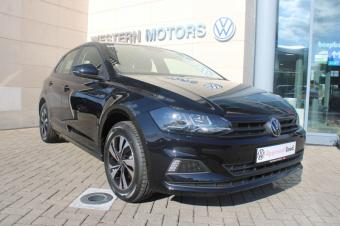 Volkswagen Polo **Ready for Immediate Delivery,** Alloys, Touch Screen Radio, LED Daytime Running Lights