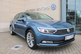 "Volkswagen Passat Full Leather,18"" Alloys,Low Km"