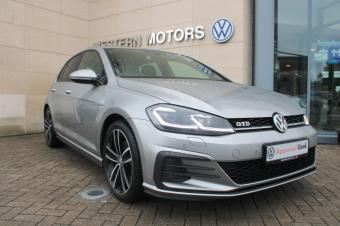 Volkswagen Golf Stunning Example, GTD TDi 184 Bhp, LED Lights,Digital Dash,Heated Seats, + Much more options