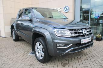 Volkswagen Amarok **NEW TO STOCK** HIGHLINE V6, LOW KMS, REAR CAMERA, APP-CONNECT