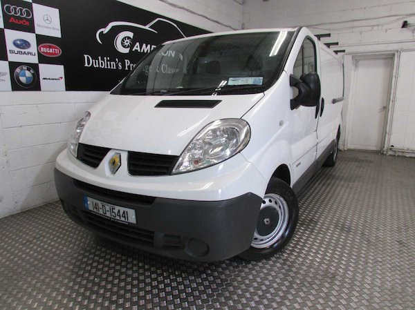 Used Renault Trafic 2014 in Dublin