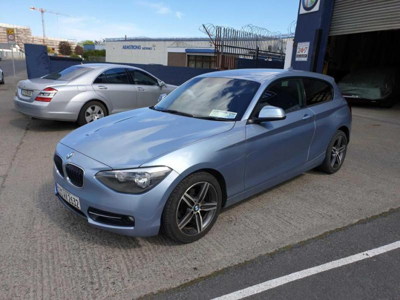 Used BMW 1 Series 2013 in Dublin