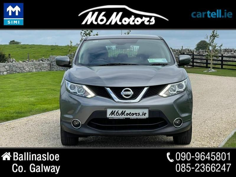 Used Nissan Qashqai 2015 in Galway