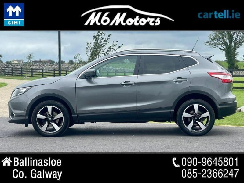 Used Nissan Qashqai 2016 in Galway