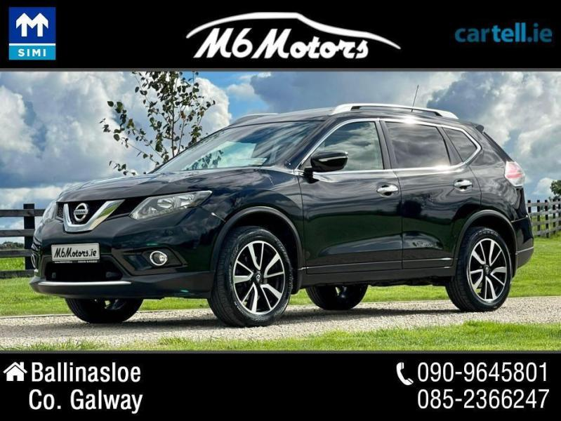 Used Nissan X-Trail 2017 in Galway
