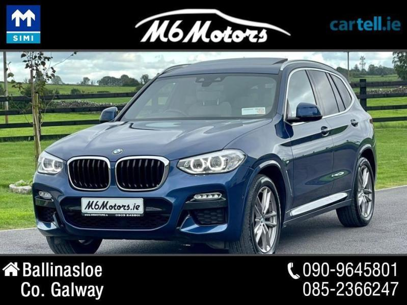Used BMW X3 2019 in Galway