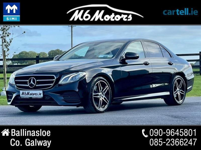 Used Mercedes-Benz E-Class 2017 in Galway