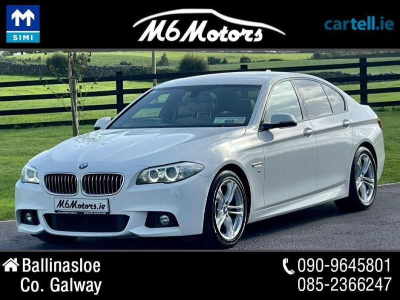 Used BMW 5 Series 2015 in Galway