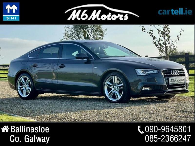 Used Audi A5 2015 in Galway