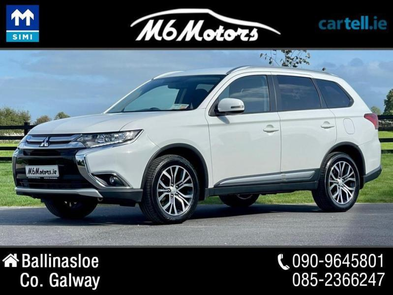 Used Mitsubishi Outlander 2019 in Galway