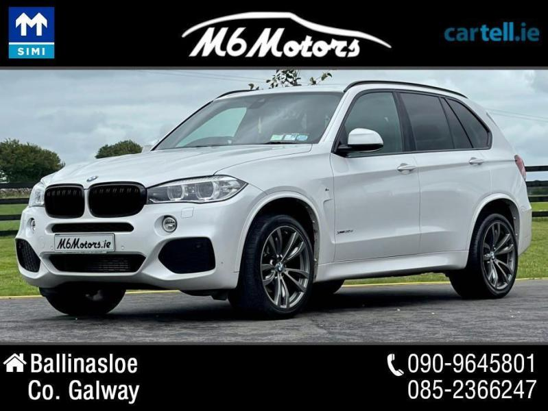 Used BMW X5 2015 in Galway