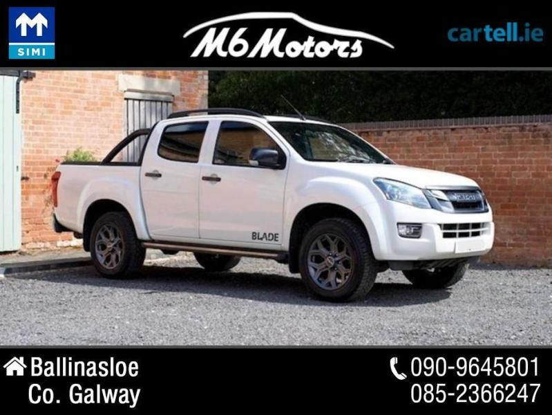 Used Isuzu D-Max 2016 in Galway