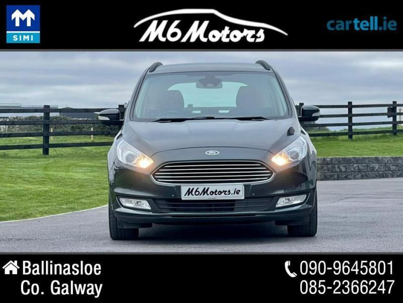 Used Ford Galaxy 2016 in Galway