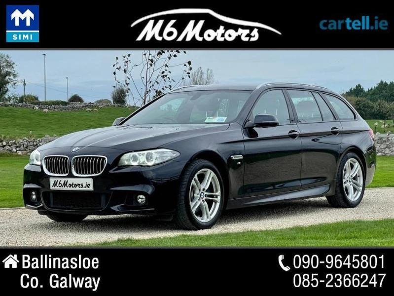 Used BMW 5 Series 2016 in Galway