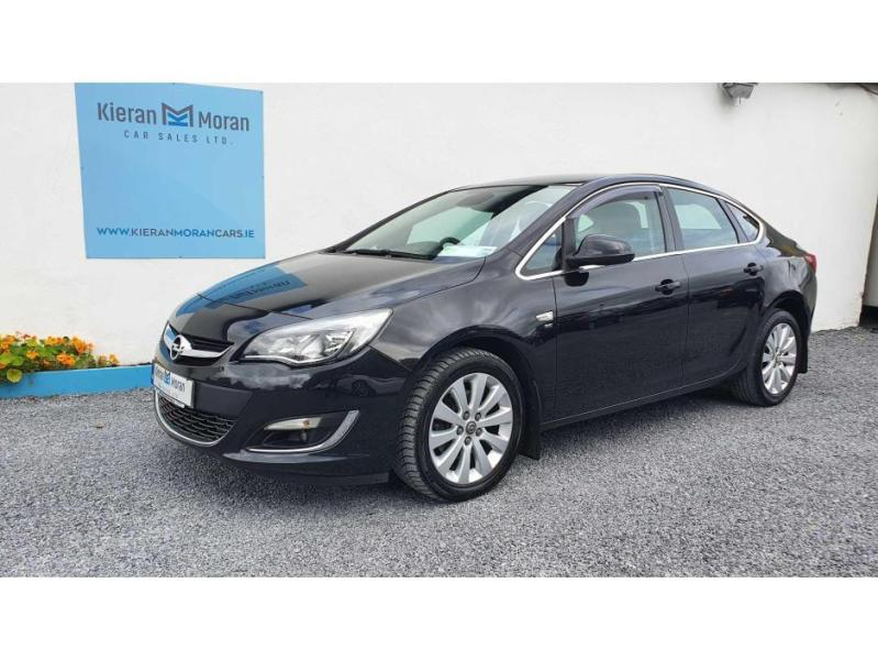 Used Opel Astra 2014 in Galway