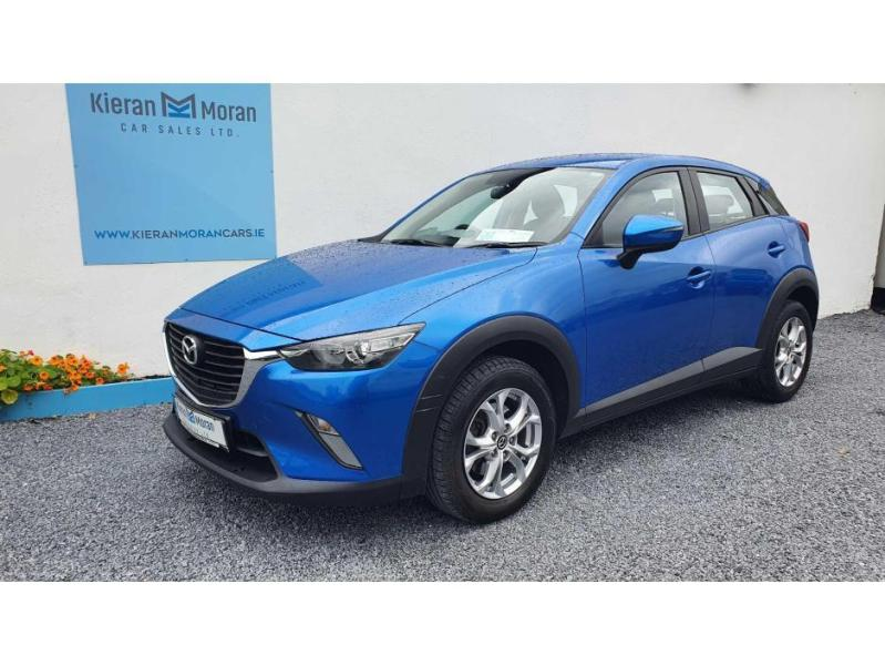 Used Mazda CX-3 2016 in Galway