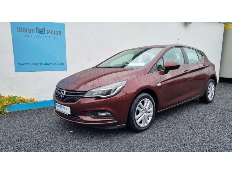 Used Opel Astra 2018 in Galway