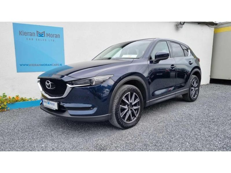 Used Mazda CX-5 2018 in Galway