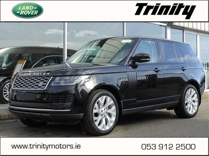 2019 Land Rover Range Rover Used Car Wexford Trinity Group