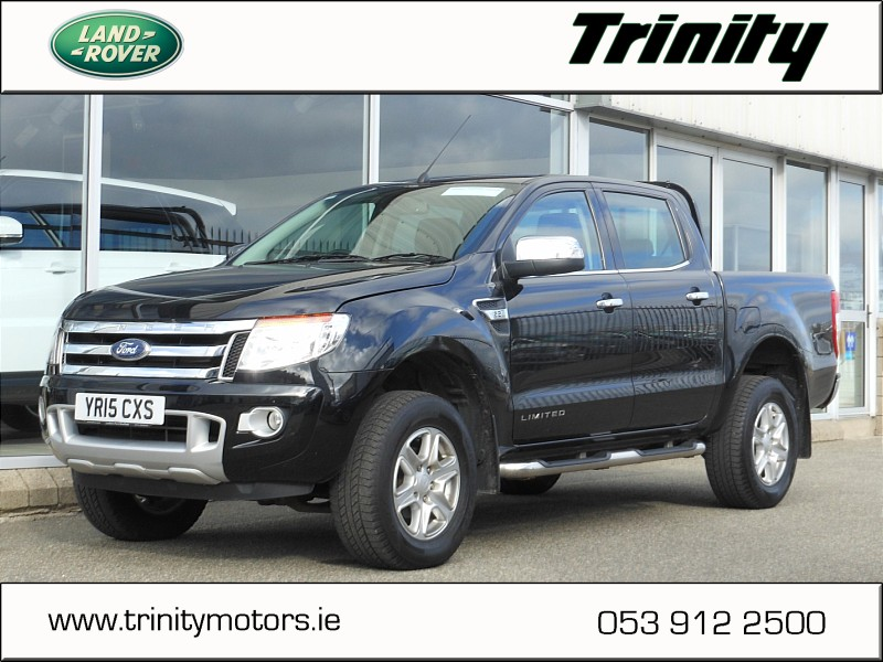 2016 Ford Ranger 2.2 TDCI Limited Edition 150 BHP ** PRICE INCLUDES VAT ** Price €26,950