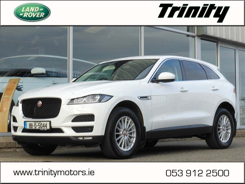 2018 Jaguar F- PACE 2.0 D 180 Bhp Rwd Prestige ** Nation Wide Delivery ** Price €POA