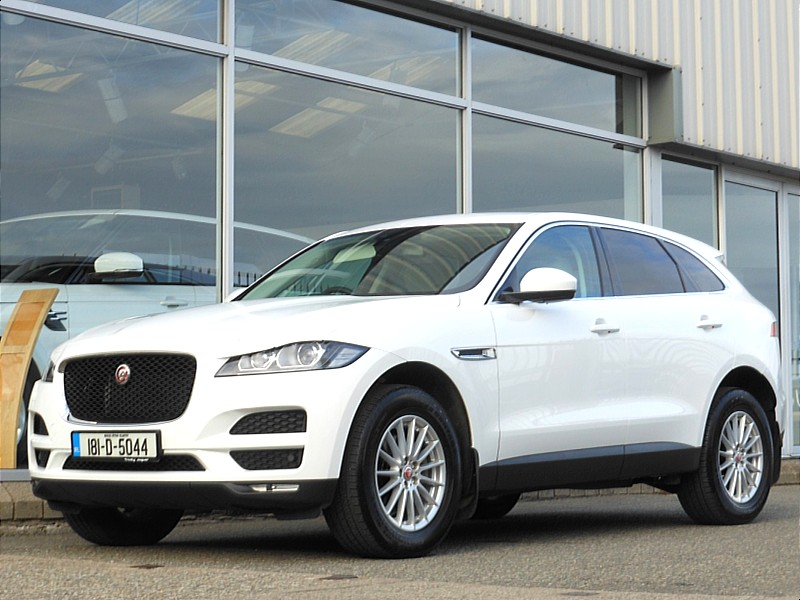 2018 Jaguar F- PACE 2.0 D 180 BHP  PRESTIGE ** GREAT COLOUR COMBO ** NATION WIDE DELIVERY AVAILABLE  Price €POA