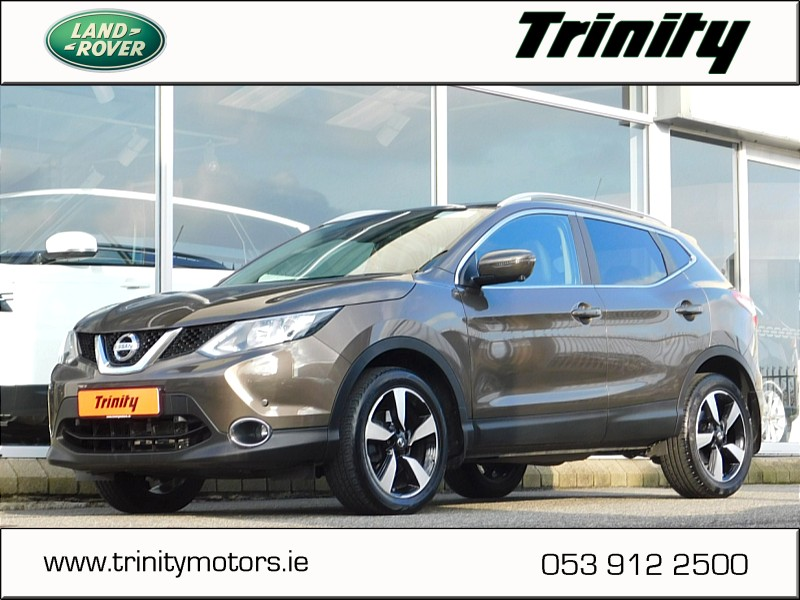 2017 Nissan QASHQAI 1.6 DCI SV Premium Automatic ** SOLD ** SOLD ** SOLD ** SOLD  Price €POA