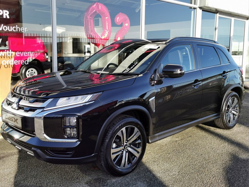 2020 Mitsubishi ASX INTENSE AUTO**3.9% APR**HUGE SPEC**NEW HOME TO MITSUBISHI IN THE SOUTH EAST** Price €32,750