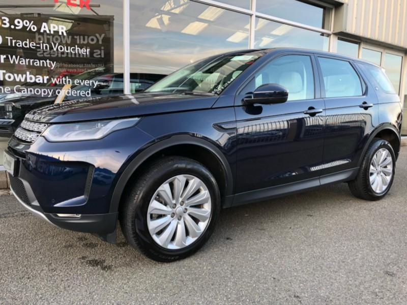 2019 Land Rover Discovery Sport 2.0 TD4 SE 7 SEAT ** NEW MODEL ** HUGE SPEC ** BEST VALUE ** TRINITY MOTORS ** Price €57,950