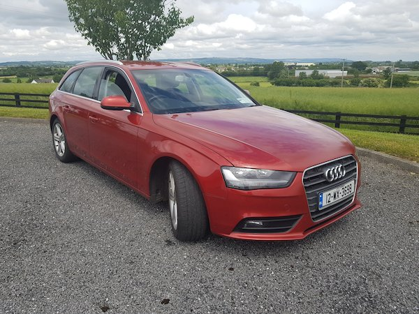 Used Audi A4 2012 in Carlow