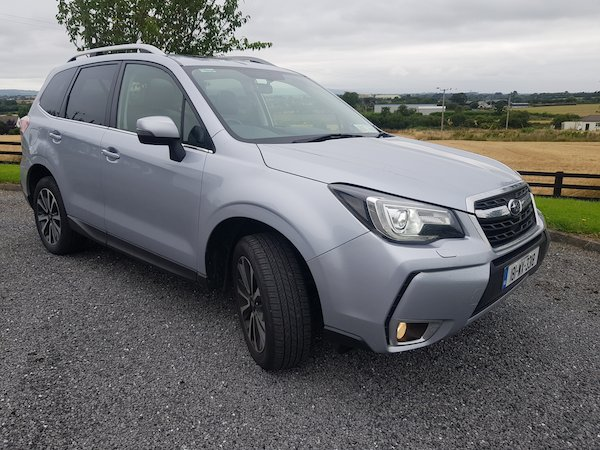 Used Subaru Forester 2018 in Carlow