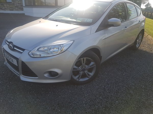 Used Ford Focus 2014 in Carlow