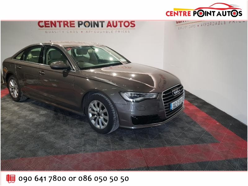 Used Audi A6 2015 in Westmeath