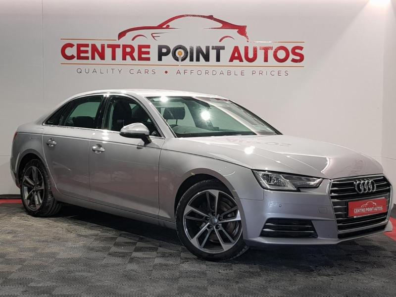 Used Audi A4 2018 in Westmeath
