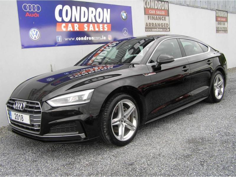 Used Audi A5 2018 in Carlow