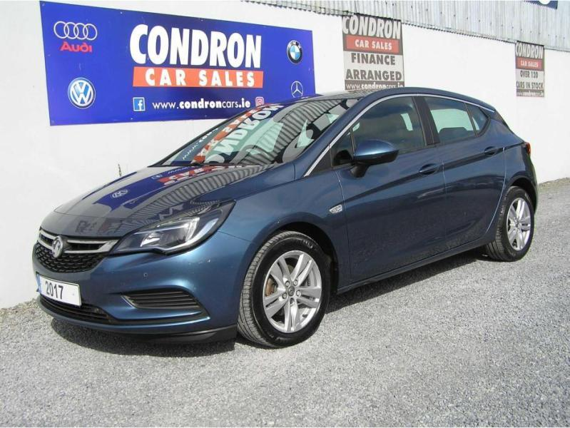 Used Opel Astra 2017 in Carlow
