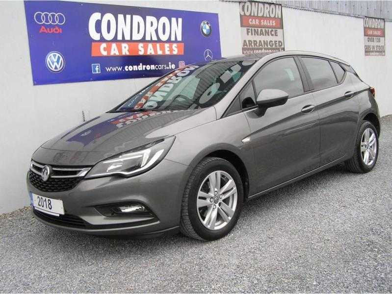 Used Opel Astra 2018 in Carlow