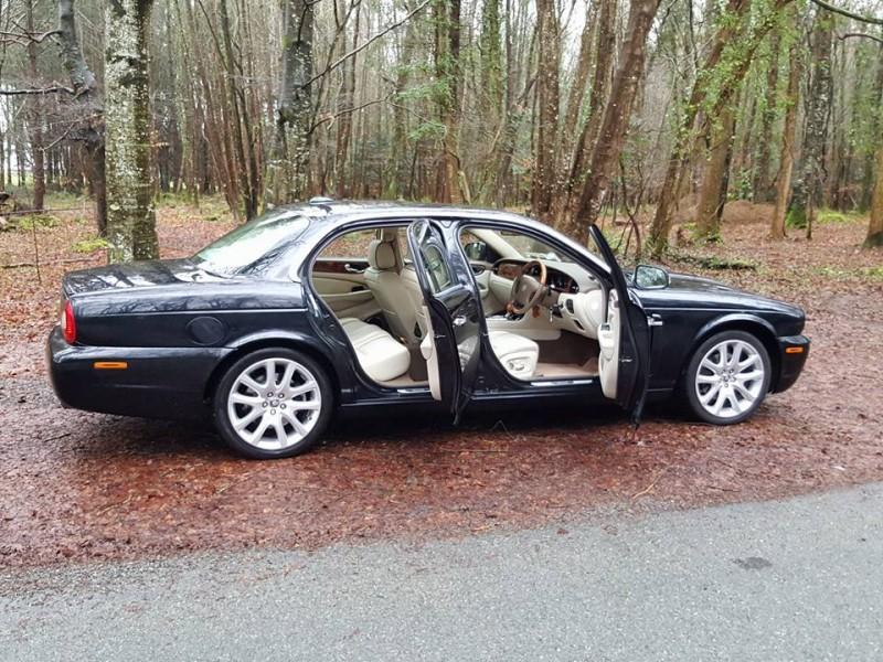 Used Jaguar XJ 2007 in Kildare