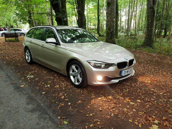 Used BMW 3 Series 2013 in Kildare